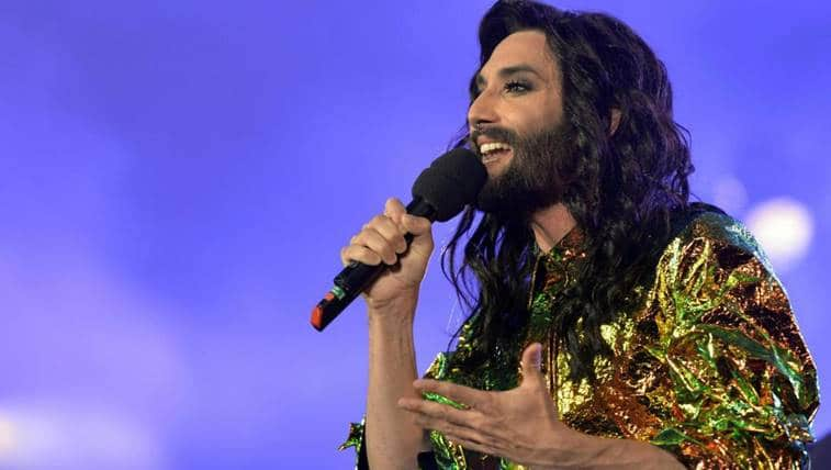 Conchita Wurst in DROMe