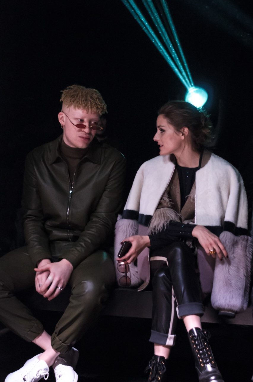 Guests at DROMe show in Paris – FW1819