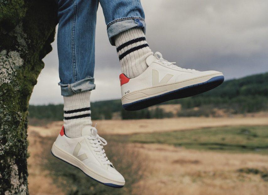 Veja reinventa la sneaker
