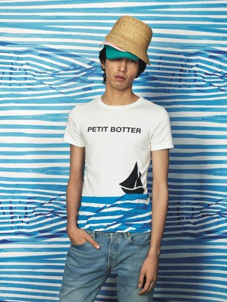 PETIT BATEAU and the Hyères Festival, year 6: carte blanche for Botter