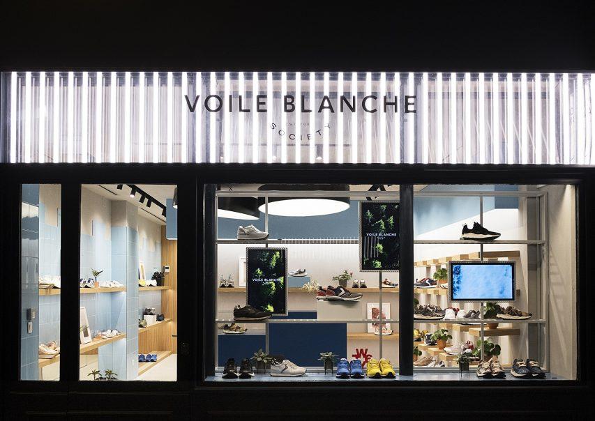 Apre a Parigi lo store VOILE BLANCHE SOCIETY