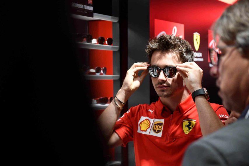 RAY-BAN di nuovo in pista con una nuova collezione in collaborazione con Scuderia Ferrari