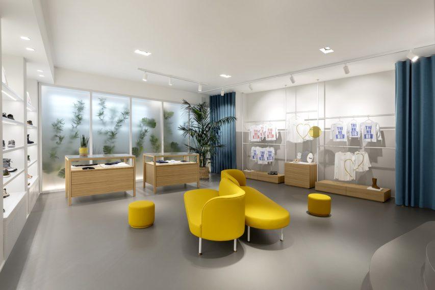 NATURINO presenta il nuovo store di Milano