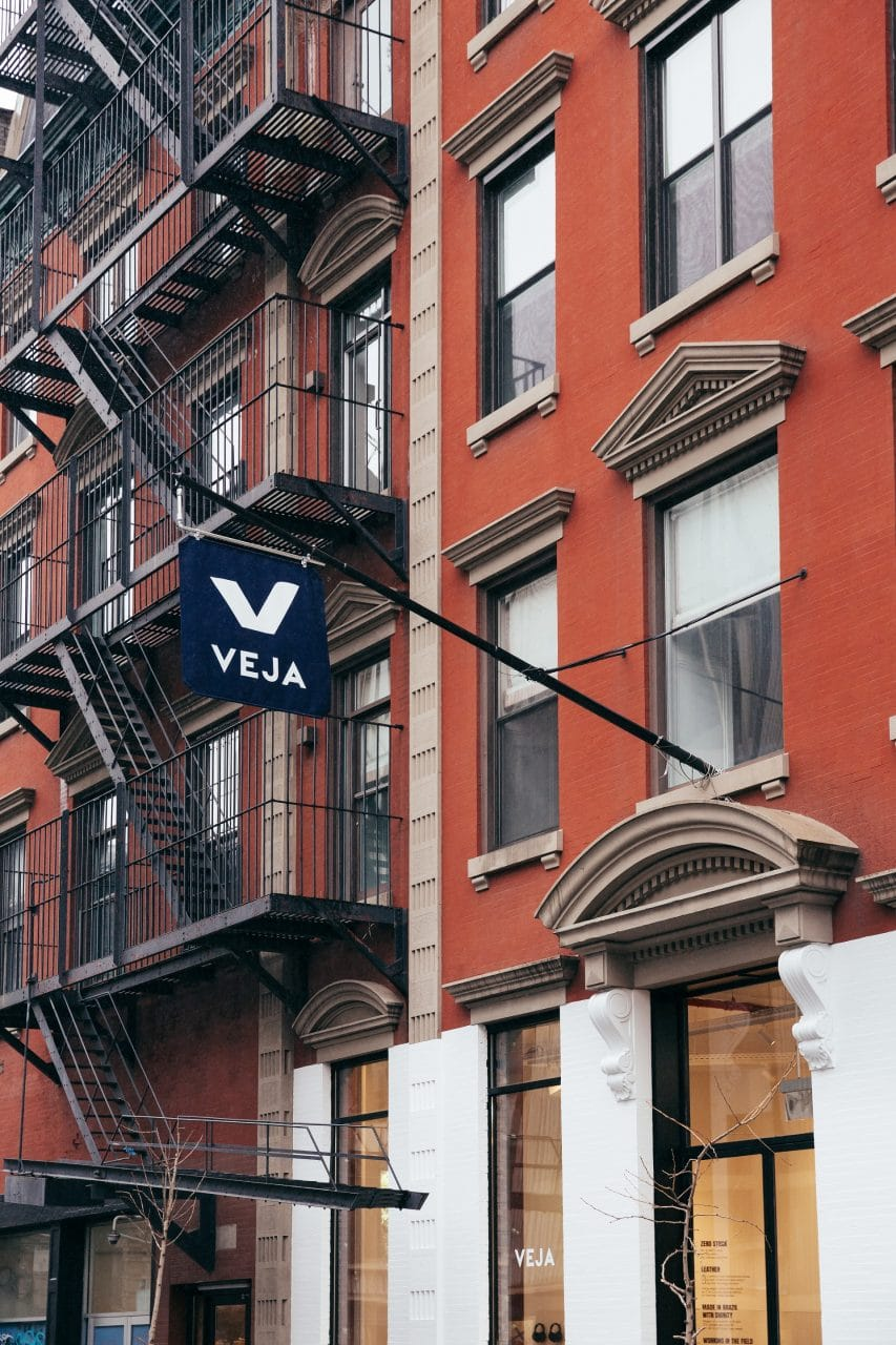 VEJA lands in New York City