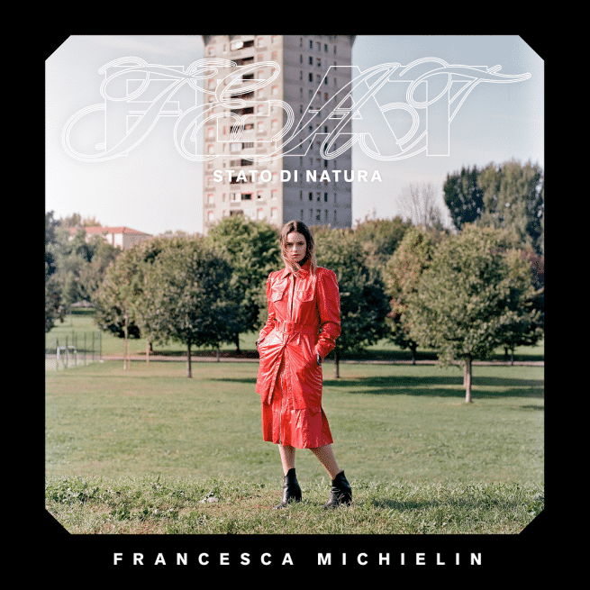 Francesca Michielin in DROMe sulla cover di FEAT