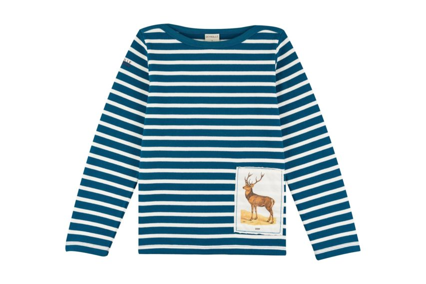 DEYROLLE X PETIT BATEAU – NEW COLLABORATION WINTER 2020
